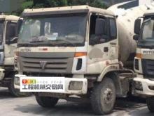 出售10年福田星马10方-12方搅拌车(26台)
