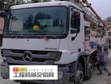 出售10年底中联奔驰50米泵车