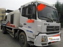 转让2011年上牌中联东风底盘9016车载泵