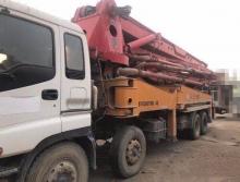 出售04年三一五十铃42米泵车