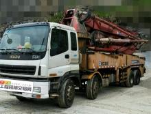 出售09年徐工五十铃45米泵车