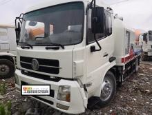 精品出售2012年出厂中联10018车载泵(靠谱车源)