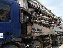出售05年中联沃尔沃44米泵车