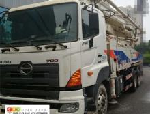 精品出售12年出厂中联日野40米泵车(五节臂)
