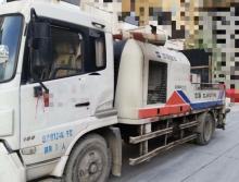 出售2011年出厂中联9014车载泵
