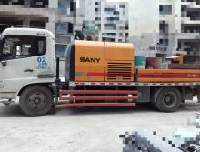出售2013年12月三一9018车载泵