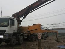 精品出售07年三一奔驰48米泵车