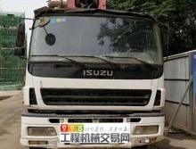 出售2008年三一五十铃48米泵车