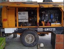精品出售12年出厂中联8014.174拖泵
