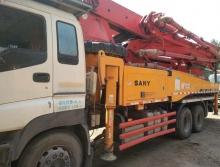 出售12年7月三一五十铃40米泵车