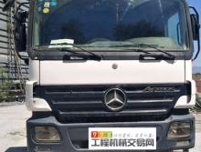 出售09年徐工奔驰37米泵车