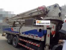 精品出售11年出厂中联奔驰三桥叉腿47米泵车