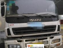 出售11年中联五十铃38米泵车