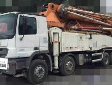 2012年出厂奔驰橙色52米