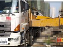 出售10年出厂三一日野48米泵车(已核实)