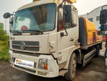 出售2010年11月三一9018车载泵