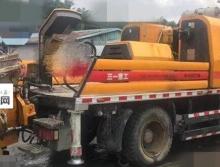 出售12年三一9018车载泵