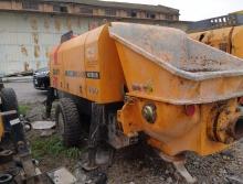 出售2013年底三一6016110电拖泵