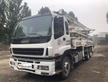 出售2009年出厂中联五十铃37米泵车(原东北车)