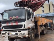 精品出售2010年三一五十铃46米泵车