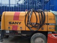 出售11年三一HBT60C电拖泵