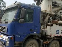 出售2004年中联沃尔沃44米泵车(国三)