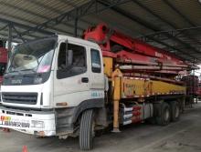 出售2009年三一五十铃37米泵车