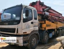 精品出售08年出厂三一五十铃48米泵车