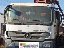 出售精品2010年徐工奔驰48米泵车