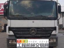 出售09年中联奔驰40米泵车
