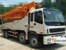 出售11年中联五十铃48米泵车