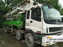 出售2009年10月上牌星马五十铃47米泵车(欢迎索取整车视频)