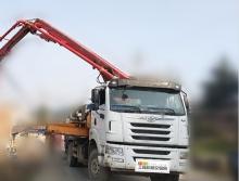 车主直售16年7月出厂九合重工34米泵车