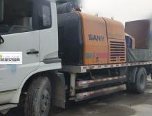 精品裸车出售11年出厂三一东风9018车载泵
