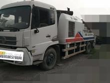 裸车出售12年中联东风10018车载泵