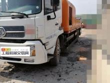 出售14年中联东风9014车载泵