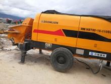 出售2010年中联6016-110电拖泵