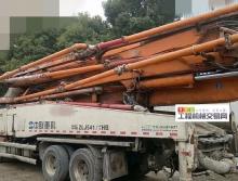 出售2013年12月中联五十铃52米泵车(一手精品车源)