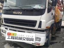 精品出售09年5月三一五十铃50米泵车
