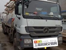 出售精品2011年中联奔驰52米泵车
