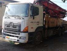 出售2013年10月徐工日野41米泵车
