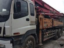 出售10年三一五十铃37米泵车