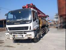 精品出售2011年三一五十铃37米泵车