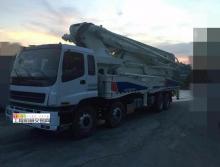出售10年中联52米泵车