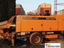 出售10年中联重科8018柴油拖泵