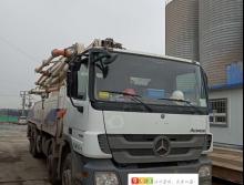 出售2011年8月出厂中联奔驰52米泵车(6节臂)