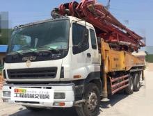 出售12年三一五十铃46米泵车