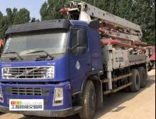 出售2007年中联沃尔沃37米泵车