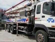 精品出售10年中联五十铃37米泵车