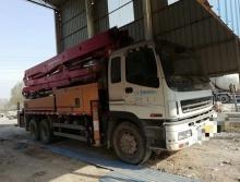 出售08年大象38米泵车